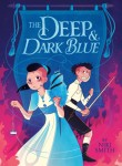 the deep and dark blue