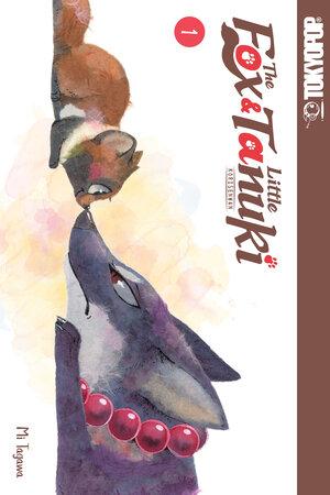 Fox&LittleTanuki_Vol1_Cover